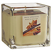 Wax Lyrical Made in England Vanilla Spice Filled Candle