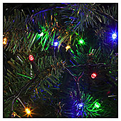 120 LED Christmas Lights, Coloured