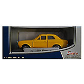 Saico - Yellow Mk1 Ford Escort 1:32 Scale