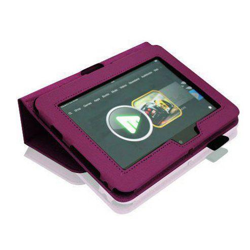 U-bop Neo-Orbit Midi Flip Case Purple - For Amazon Kindle Fire