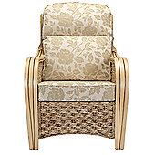 Desser Milan Chair - Monet Fabric - Grade A
