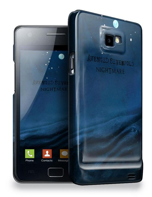 Samsung Galaxy S3 - Official Avenge Sevenfold Phone Clip Case