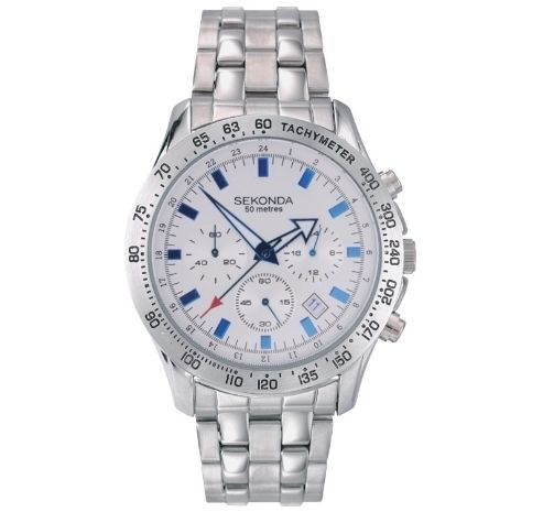 Sekonda Chronograph Watch 3349.27