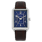 Ben Sherman Mens Leather Strap Watch - R943