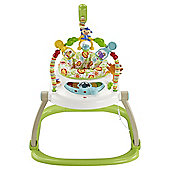 Fisher-Price Rainforest Friends SpaceSaver Jumperoo