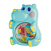 Mothercare Hippo Bath Rattle
