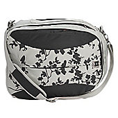 Babymule Original Baby Changing Bag Black/Grey