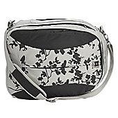 Babymule Original Baby Changing Bag Black/Grey