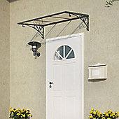 Palram Door cover Canopy Venus 1350 Clear