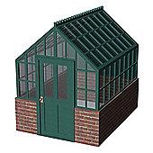 HORNBY Skaledale R8682 Brick & Glass Greenhouse - OO Gauge Buildings