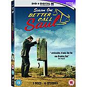 Better Call Saul (UV)[DVD]