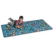 Peterkin Mega Road Play Mat