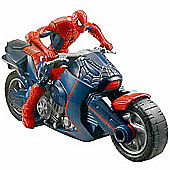 Marvel Ultimate Spider-Man Zoom N Go Cycle