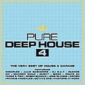 Pure Deep House 4 (3CD)
