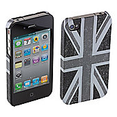 Trendz iPhone 4/4S Hard Case Distressed Union Jack