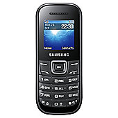 Tesco Mobile Samsung E1200 Black