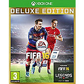 Fifa 16 Deluxe Edition Xbox One