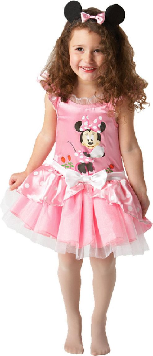 Clubhouse Minnie Mouse Pink Minnie Mouse Pink Ballerina