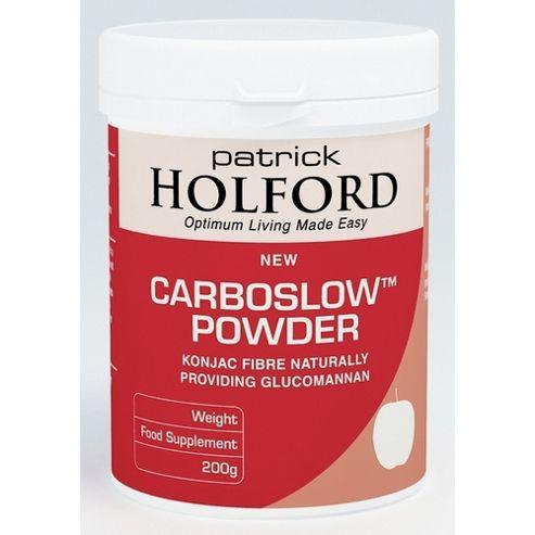 Patrick Holford CarboSlow 200g Powder