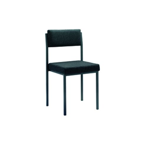 Jemini KF04000 MultiBlackPurpose Stacking Chair Charcoal