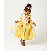 Disney Princess Belle Dress Up (age 5-6 years)