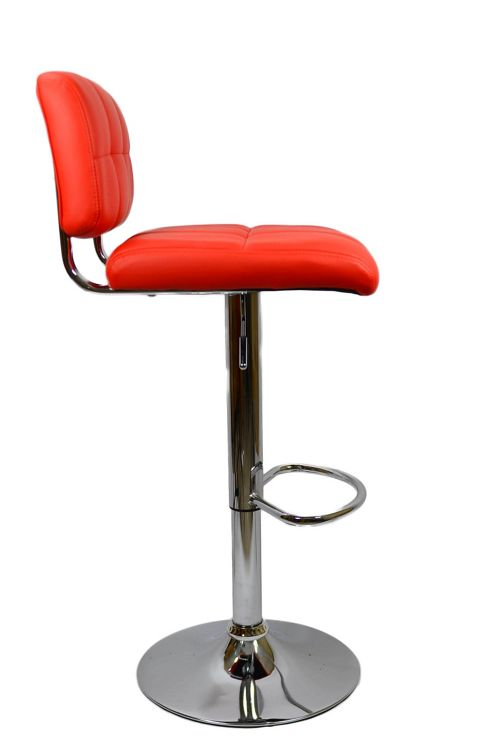 Castro Bar Stool Red