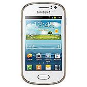 Vodafone Samsung Galaxy Fame White