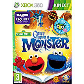 Sesame Street - Once Upon a Monster - Kinect Compatible - Xbox-360
