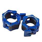 Body-Solid Pro-Style Lock Jaw Olympic Collars Pair