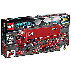 LEGO Speed Champions F14 T Scuderia Ferrari 75913