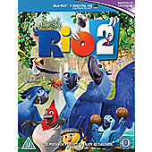 Rio 2 Bd - Digital Hd Uv