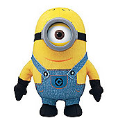 Despicable Me 2 Plush Buddies - Minion Carl Soft Toy