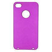 Tortoise™ Look Hard Case Super Thin iPhone 4/4S Pink