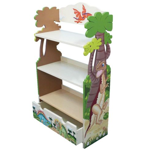 Fantasy Fields Dinosaur Kingdom Bookcase
