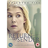Return to Sender DVD