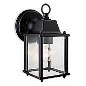 Firstlight Outdoor Wall Lantern - Black