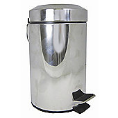 Sabichi Bathroom Essentials 3-Litre Pedal Bin