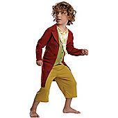 The Hobbit Bilbo Baggins - Child Costume 7-8 years