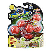 Crashlings Series 1 Insects 4 Figures Pack