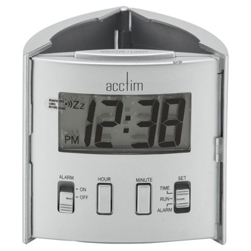 Acctim Travelmate LCD Clock