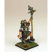 Imperial Roman Aquilifer - Proud Eagle Bearer of the Legion - Warlord Games