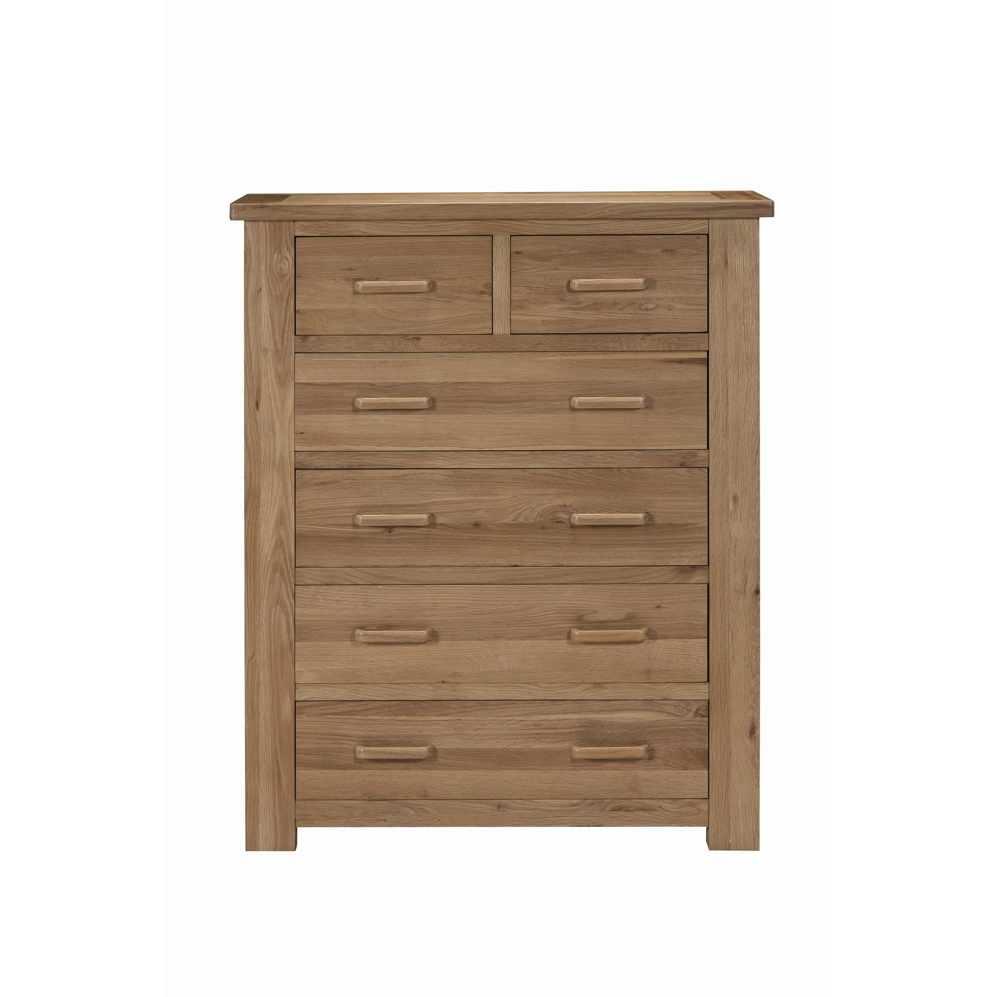 Alterton Furniture Wiltshire 2 Over 4 Drawer Chest at Tesco Direct
