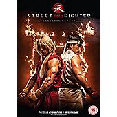 Street Fighter Assassins Fist (DVD)