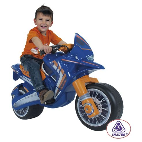 Claws 6V Ride-On Motorbike