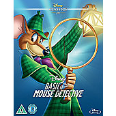 Basil the Great Mouse Detective (1986) Classics Blu-ray