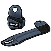 Tunturi Fun Wrist Weights with Thumb Loop 2.0kg - Velcro Adjustment