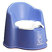 BabyBjorn Potty Chair (Ocean Blue)