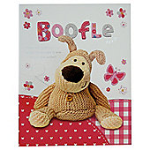 Boofle A4 Ring Binder