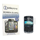 S-Protect LCD Screen Protector & Micro Fibre Cleaning Cloth - BlackBerry 8900 Curve