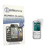 S-Protect LCD Screen Protector & Micro Fibre Cleaning Cloth - Nokia N79